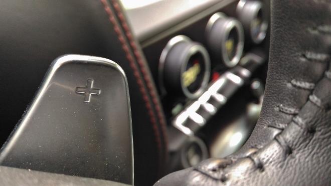 Schaltwippen F-Type Cabrio P380
