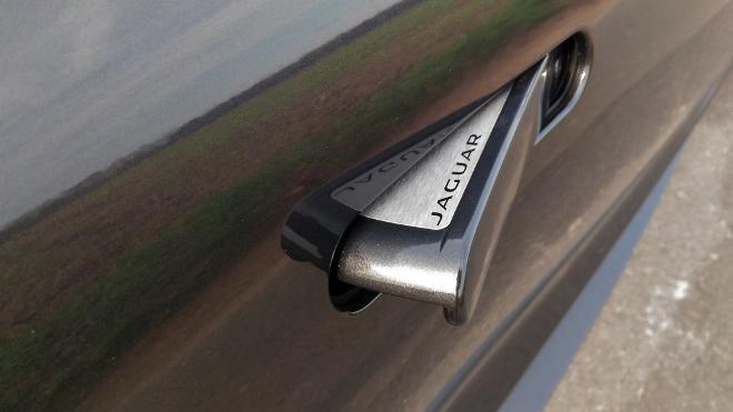 Türgriff Griff F-Type Cabrio P380
