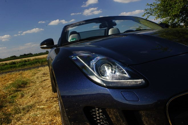 Jaguar F-Type 3.0 Test