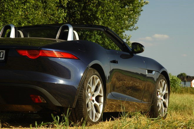 Jaguar F-Type Cabrio 3.0 V6 test