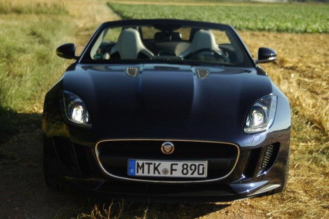 Jaguar F-Type 3.0 Kühlergrill