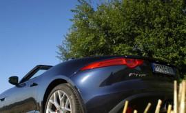 Jaguar F-Type Cabrio Test Einstiegsmotor