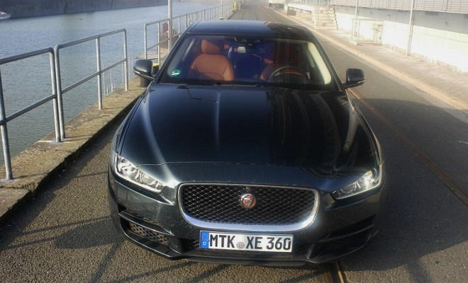 Jaguar XE Test Mittelklasse Limousine