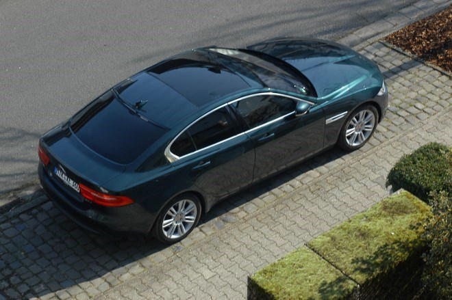 jaguar XE im Test, mit Dieselmotor, 180 PS,