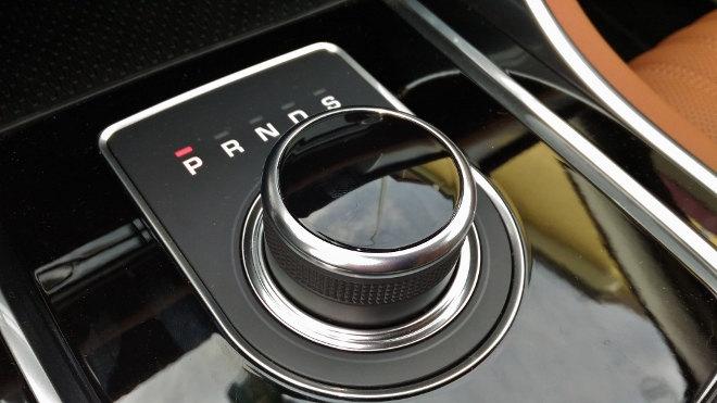 Jaguar XF Automatik