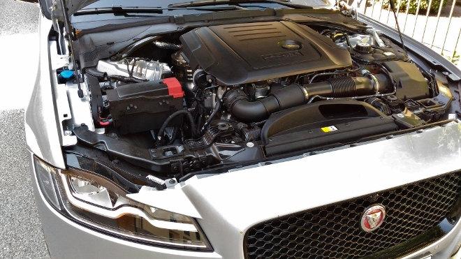 Jaguar XF 2,4 Liter Diesel