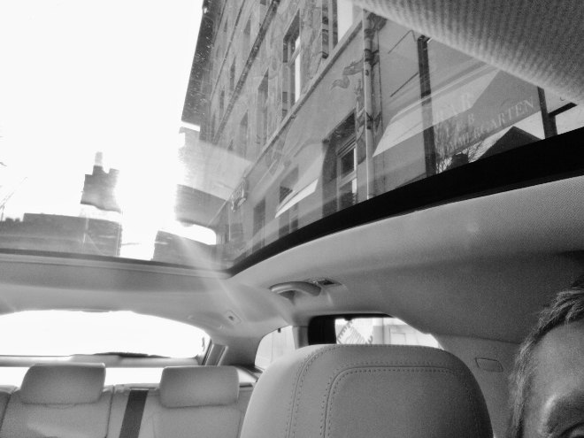 Jaguar XF Sportbrake Glasdach