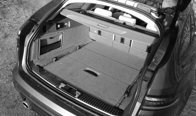 Jaguar XF Sportbrake Gepäckabteil