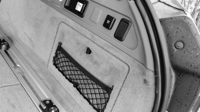 Jaguar XF Sportbrake Laderaum