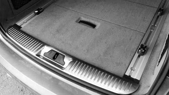 Jaguar XF Sportbrake Kofferraum