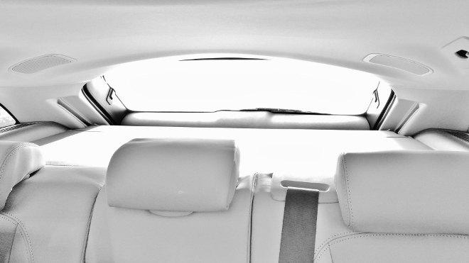 Jaguar XF Sportbrake 30d Heckfenster