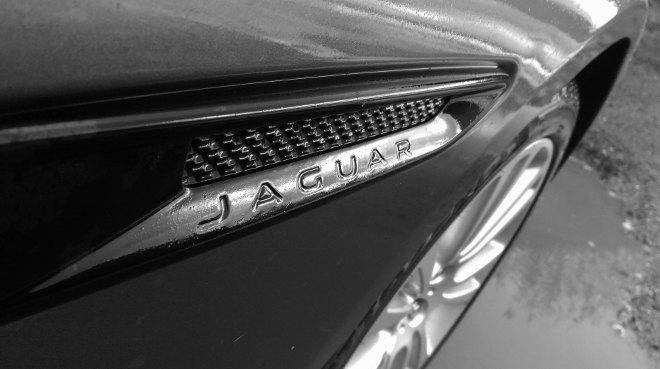 Jaguar XF Sportbrake 30d Seite
