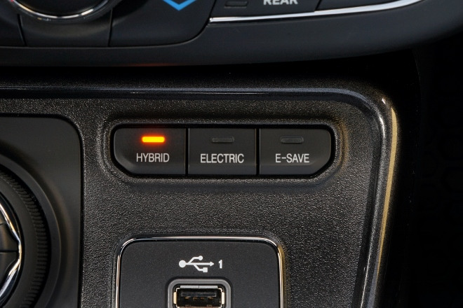 E-Save Modus Jeep Compass 4xe Plug in Hybrid