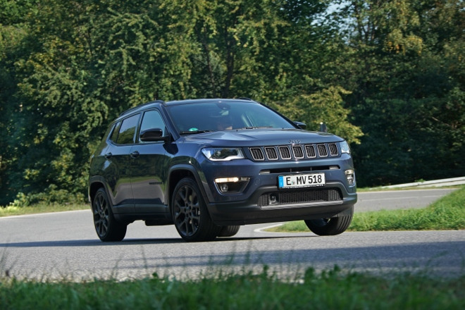 Jeep Compass 4xe Plug in Hybrid