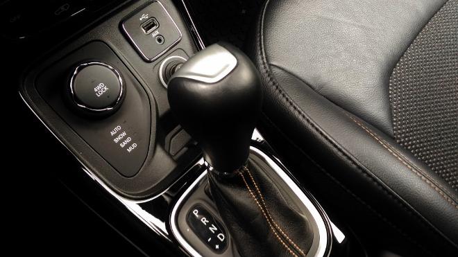 Jeep Compass neu, neue Automatik mit 9 Gängen