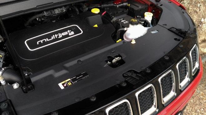 Jeep Compass neu, 140 PS 2,0 Liter Dieselmotor