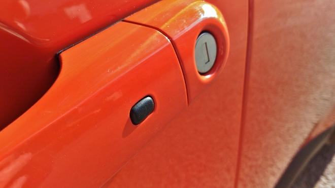Jeep Renegade Facelift zentralverriegelung schalter