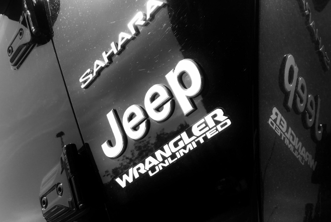Jeep Wrangler Limited 4-door Emblem