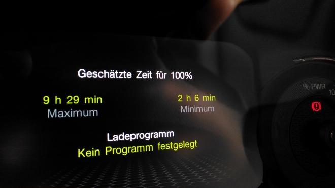 Ladezeit Jeep Compass 4xe Plug in Hybrid