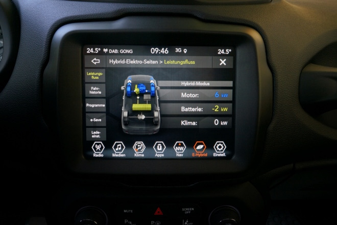 Anzeigen laden Jeep Renegade 4xe Plug in Hybrid
