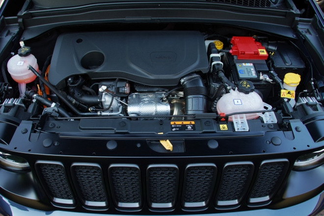 Motor Jeep Renegade 4xe Plug in Hybrid