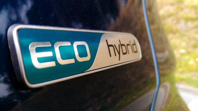 Kia Niro Hybrid Ecohybrid
