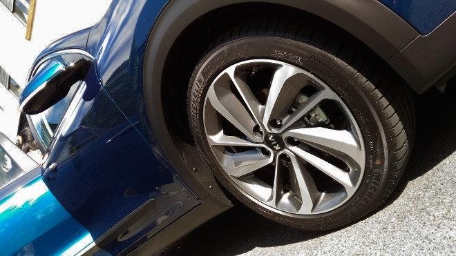 Kia Niro Hybrid Felge