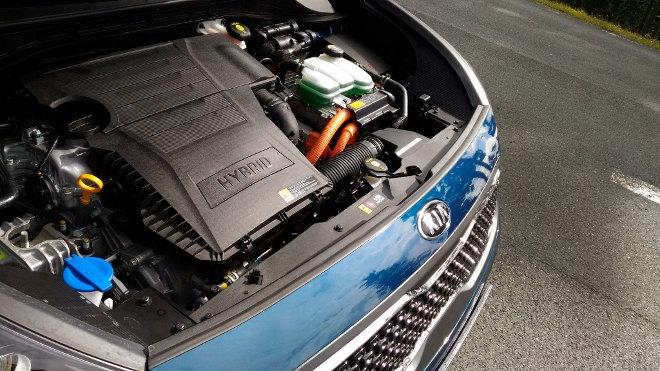 Kia Niro Hybrid Motor