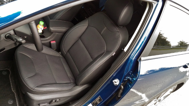 Kia Niro Hybrid Sitze