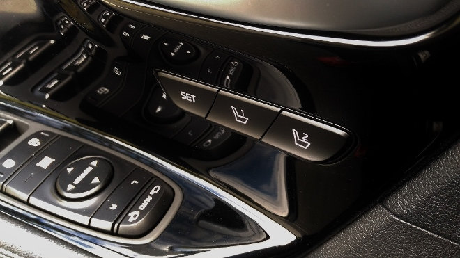Kia Niro Hybrid Sitz memory