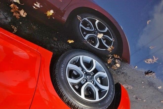 Kia Picanto 2018 Test