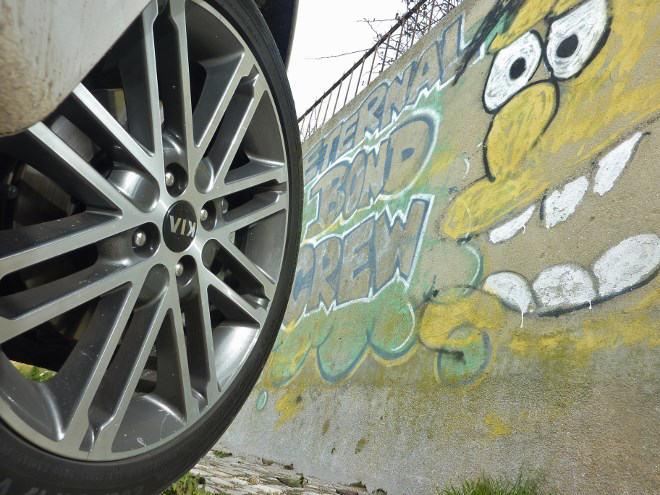 Kia Rio 2017 Felge Dreizylinder 100 PS