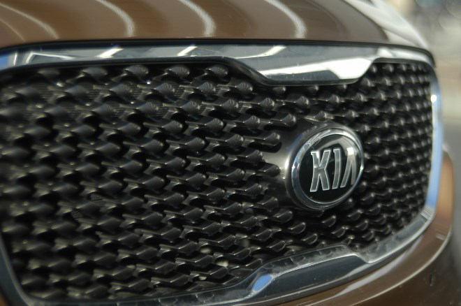 Kia Sorento Diesel 2016 Kühlergrill