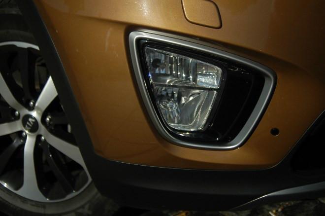 Kia Sorento Diesel 2016 Nebelleuchten