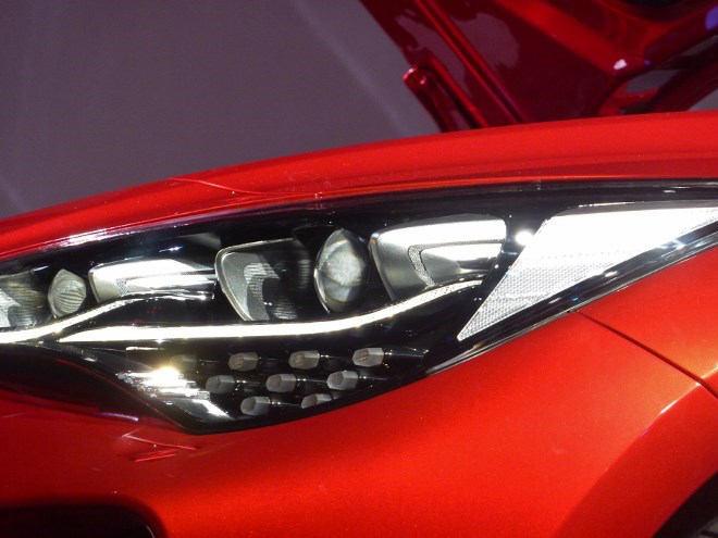 Kia Stinger LED-Scheinwerfer