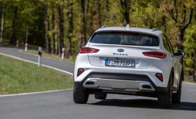 Kia XCeed Plug-in-Hybrid weiss