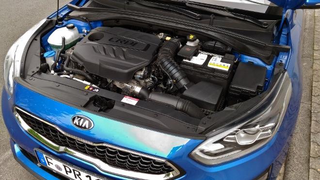 Kia ceed Sportswagon Kombi Dieselmotor 136 PS