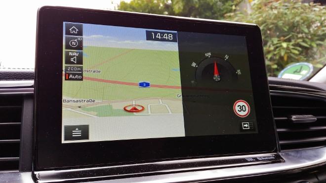 Kia ceed Sportswagon Kombi Touchscreen