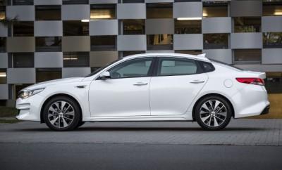 Kia Optima Diesel 2016 Test
