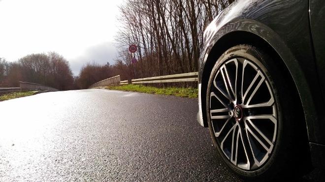 Kia Proceed GT Kombi Räder