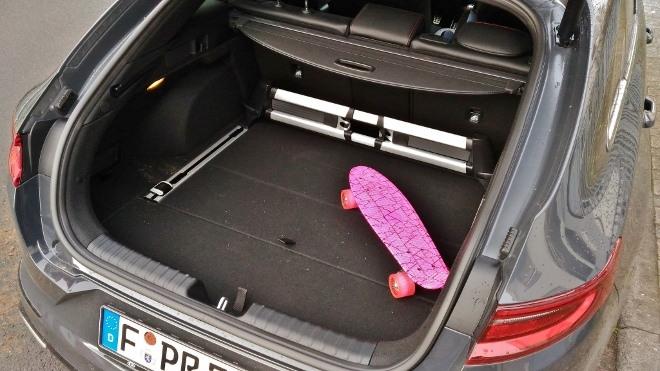 Kia Proceed GT Kombi Gepäckraum