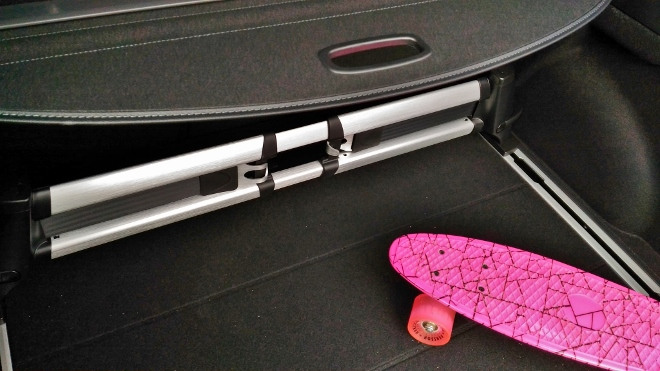 Kia Proceed GT Kombi Gepäck Ordnungssystem