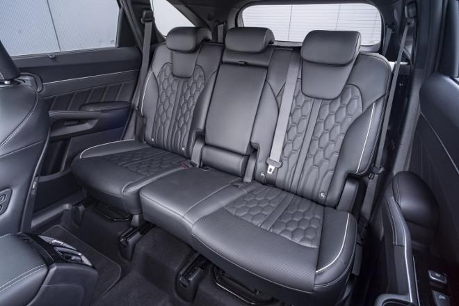 hinten sitzen neuer Kia Sorento 2020 / 2021