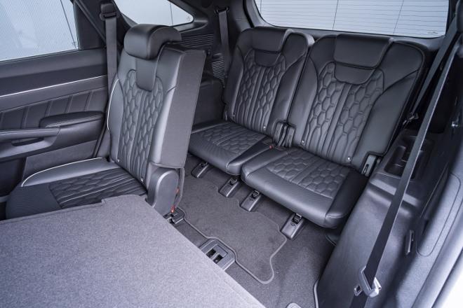 Neuer Kia Sorento 2020 7-Sitzer, Sitze 6 und 7