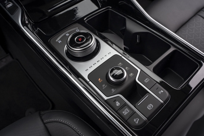 Automatik Drehregler neuer Kia Sorento 2020 / 2021