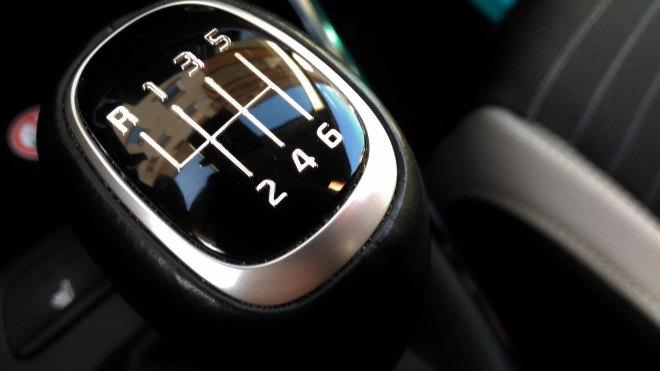 Kia Stonic 2019 Knauf vom 6-Gang Getriebe