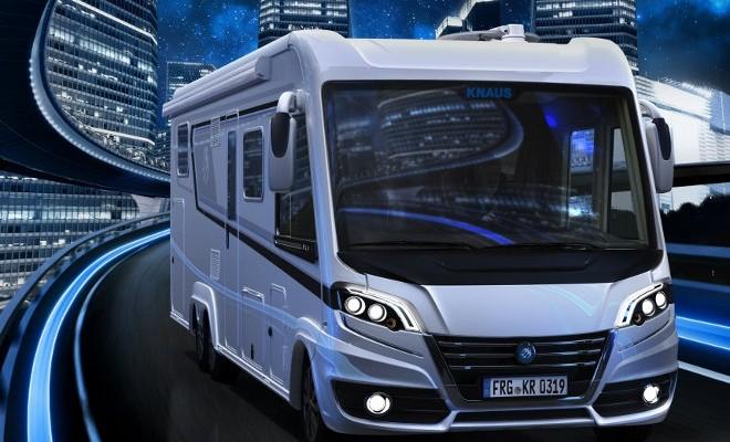 Knaus Tabbert Weinsberg Wohnmobile 2018, 2019