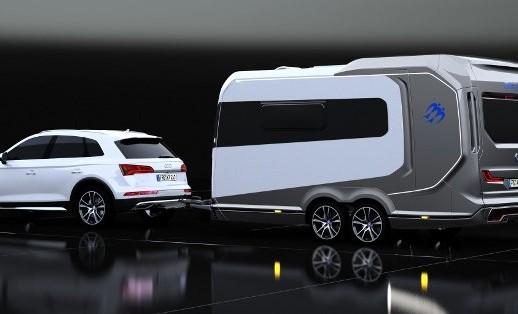 Knaus Deseo leichter Wohnwagen 2018
