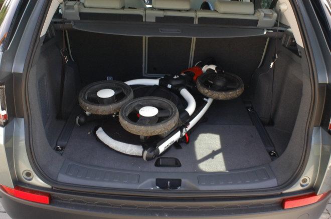 Land Rover Discovery Sport Diesel Kofferraum