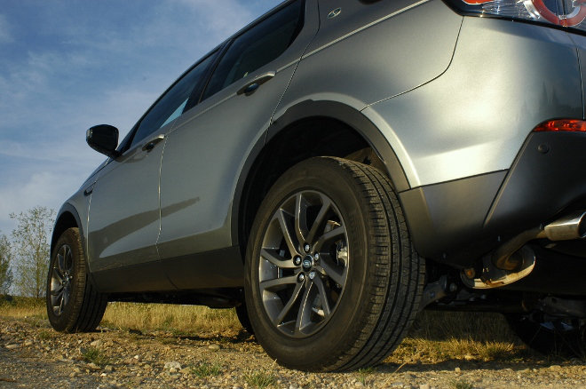 Land Rover Discovery Sport Diesel Test